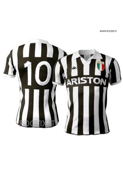 Maglia Home Juventus 1984/85