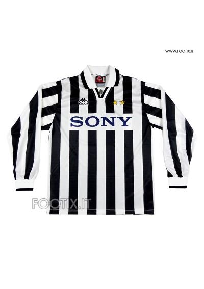 Maglia Home Juventus 1996/97 - Manica Lunga