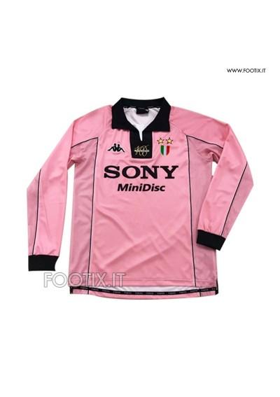 Maglia Away Juventus 1997/98 - MANICA LUNGA