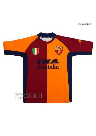 Maglia Home Roma 2001/2002