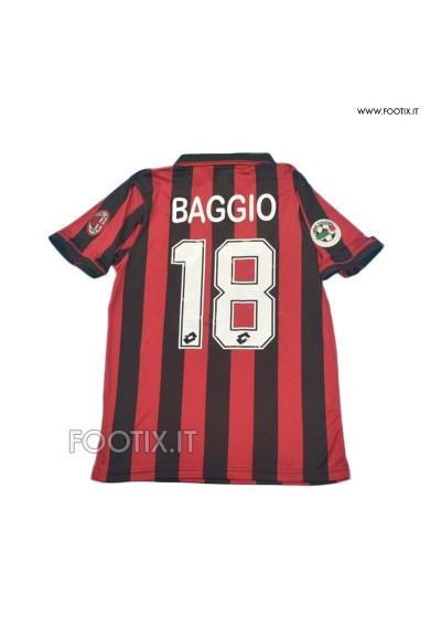Maglia BAGGIO - Home Milan 1996/97