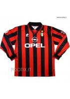 Maglia Home Milan 1996/97 - MANICA LUNGA