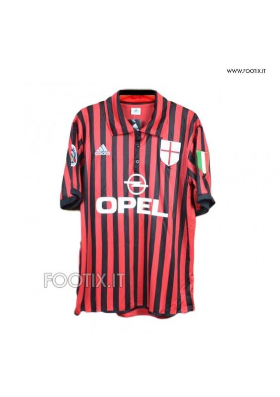 Maglia Home Milan 1999/2000