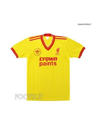 Maglia Third Liverpool 1985/86