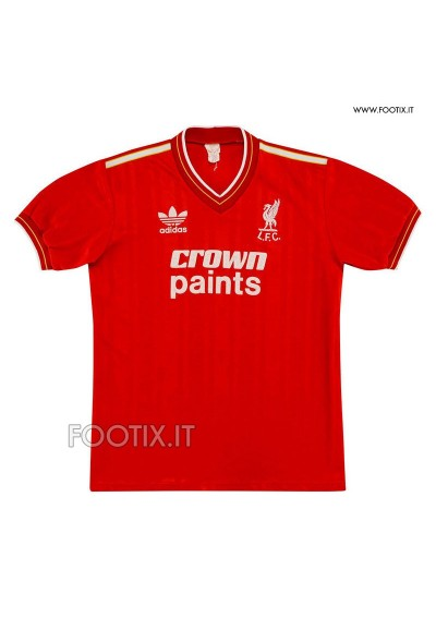 Maglia Home Liverpool 1985/87