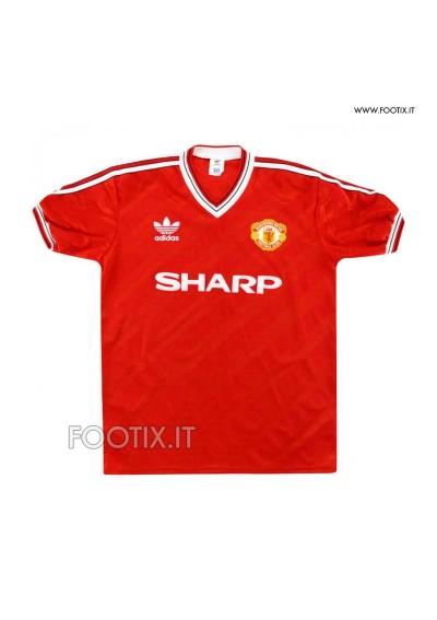 Maglia Home Manchester United 1986/88