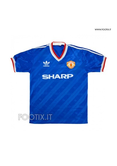 Maglia Third Manchester United 1986/88