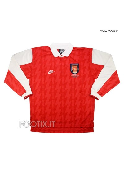 Maglia Home Arsenal 1994/95 - MANICA LUNGA