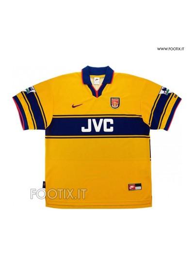 Maglia Away Arsenal 1997/98