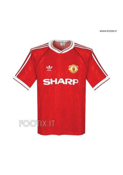 Maglia Home Manchester United 1990/92