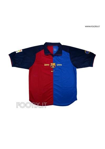 Maglia Home Barcellona 1999/2000