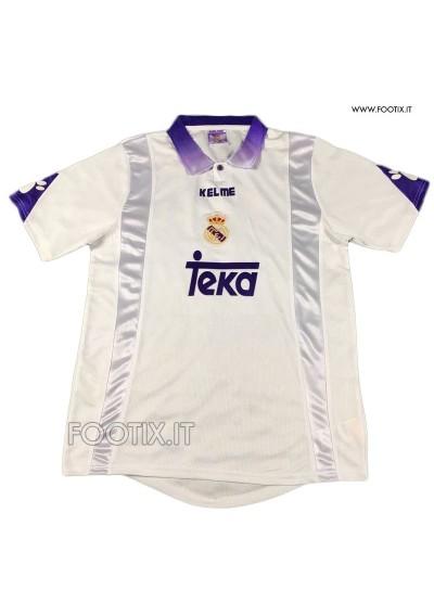 Maglia Home Real Madrid 1997/98