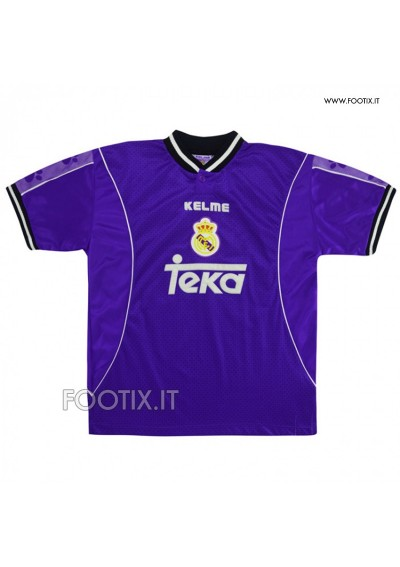 Maglia Away Real Madrid 1997/98