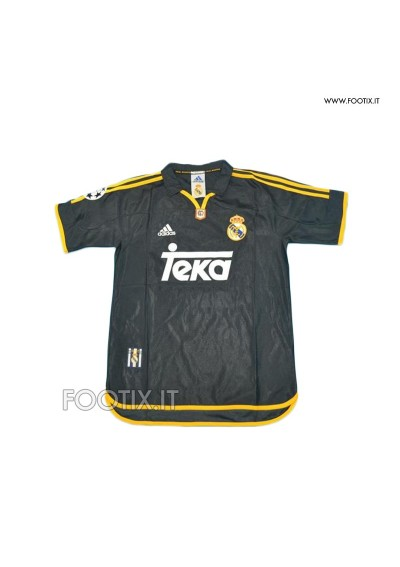 Maglia Away Real Madrid 1999/2000