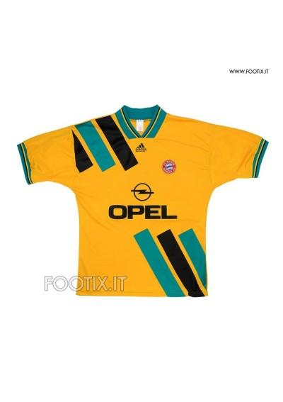 Maglia Away Bayern Monaco 1993/94