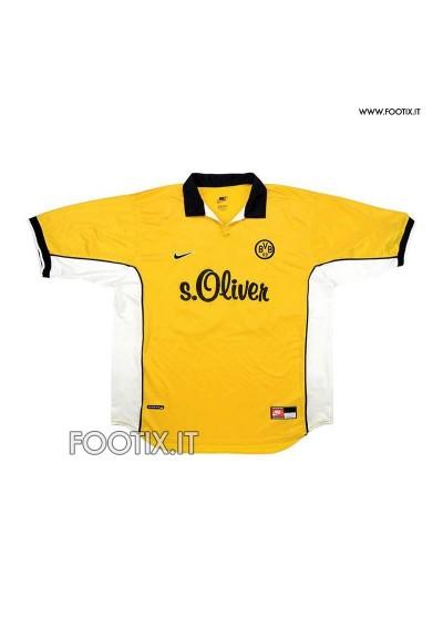 Maglia Home Borussia Dortmund 1998/99