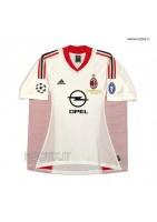 Maglia FINALE CHAMPIONS - Away Milan 2002/03
