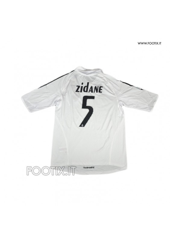 Maglia SPECIALE ZIDANE - Home Real Madrid 2005/06