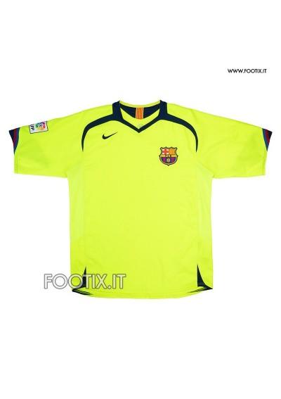 Maglia Away Barcellona 2005/06