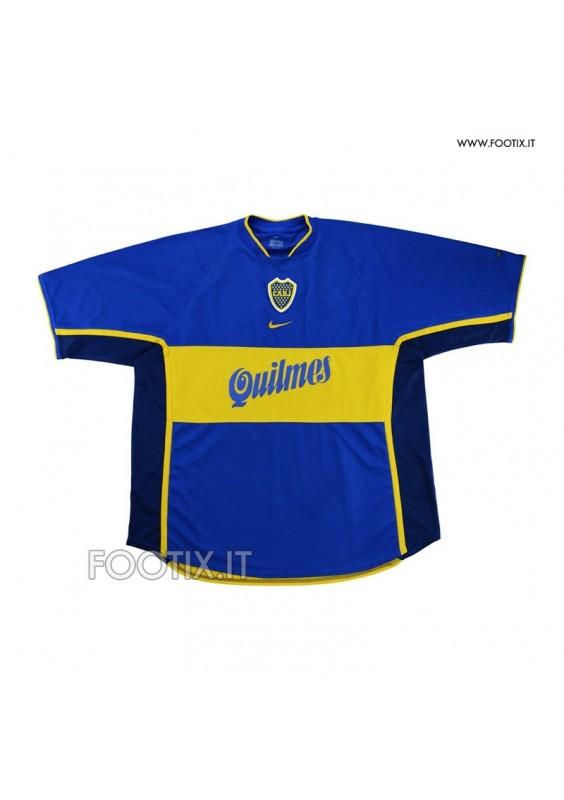 Maglia Home Boca Juniors 2001/02