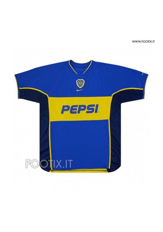 Maglia Home Boca Juniors 2002/03