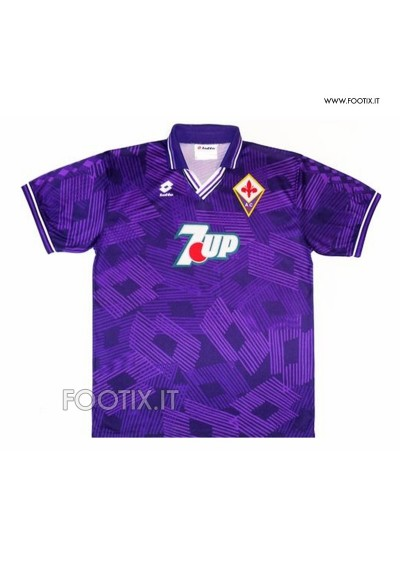 Maglia Home Fiorentina 1992/93