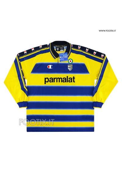 Maglia Home Parma 1999/2000 - MANICA LUNGA