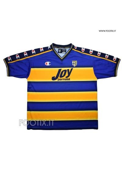 Maglia Home Parma 2001/02
