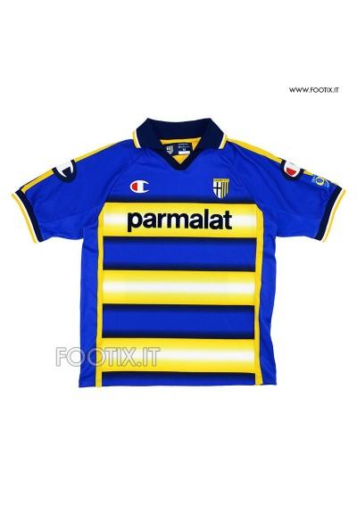 Maglia Home Parma 2003/04