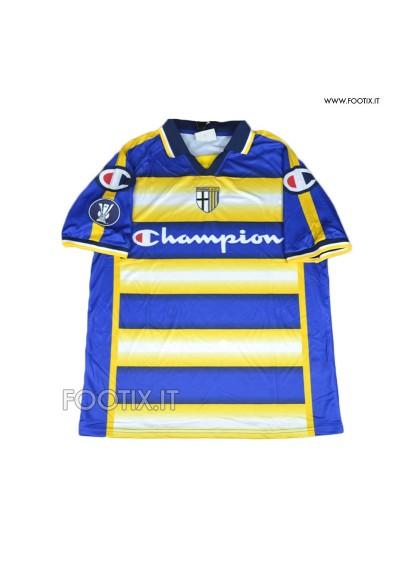 Maglia Home Parma 2004/05