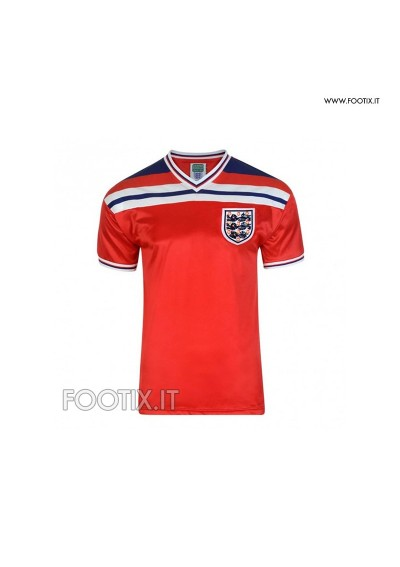 Maglia Away Inghilterra 1982