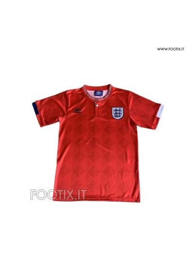 Maglia Away Inghilterra 1989